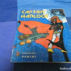 Libros: PRECIOSO ALBUM CROMOS ITALIANO CAPTAIN HARLOCK 1979 COMPLETO A FALTA DE 5 CROMOS. Lote 191691727