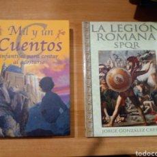 Libros: 4 LIBROS DE CUENTOS., HISTORIAS.... Lote 194136002