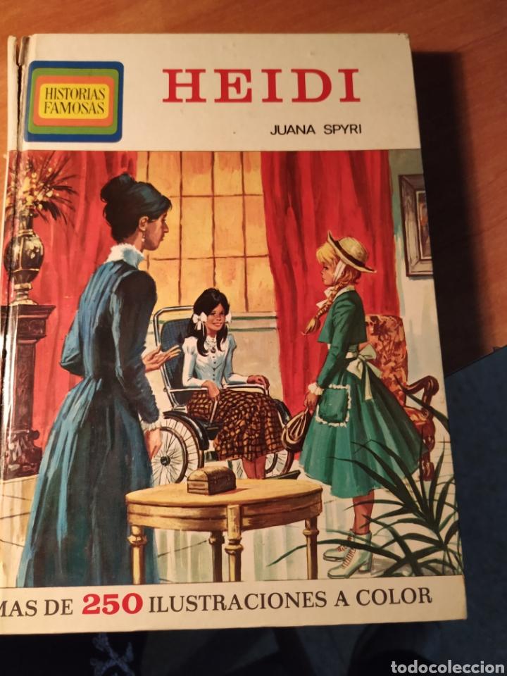 Libros: Heidi Juana spyri - Foto 2 - 196787730