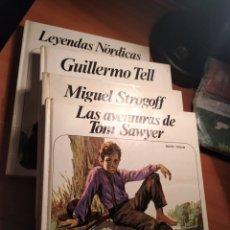 Libros: 4 DIVERTIDAS AVENTURAS. Lote 196796098