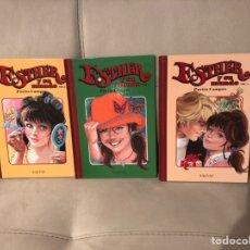Libros: ESTHER Y SU MUNDO - VOL. 4-5-6SALVAT EDITORIAL 2009. Lote 198944530