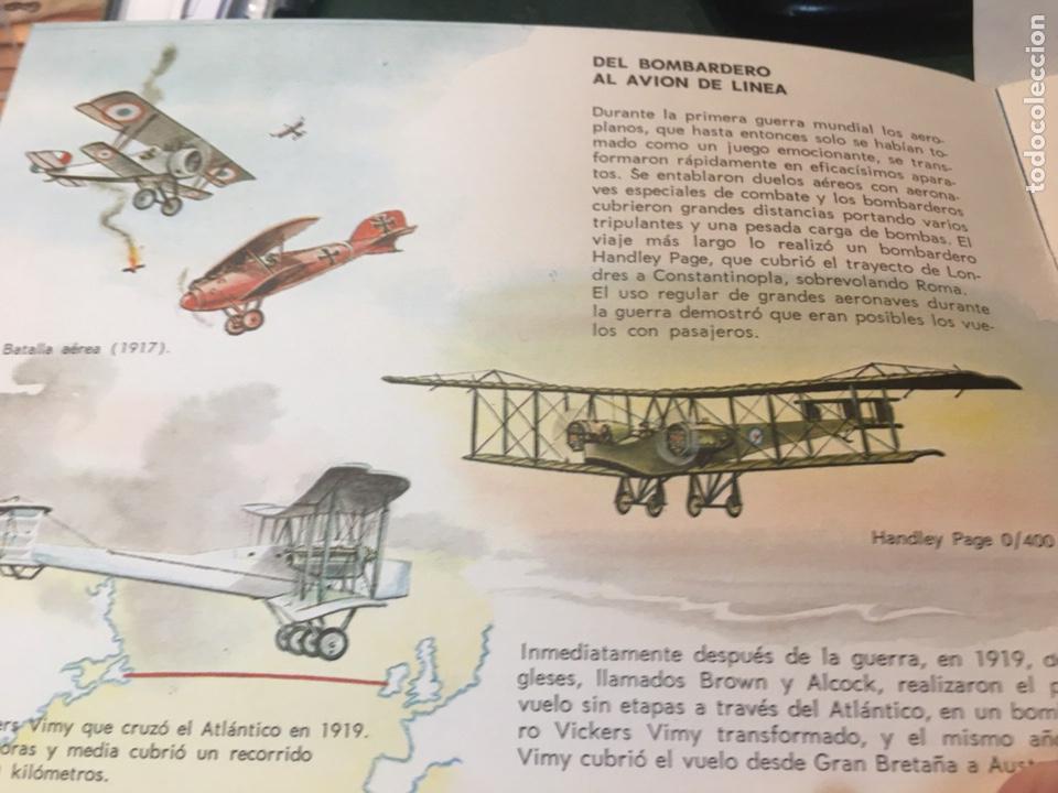 Libros: Libro de Ilustraciones instantáneas Navegación Aérea Número. 9 Aguilar - Foto 4 - 204514228