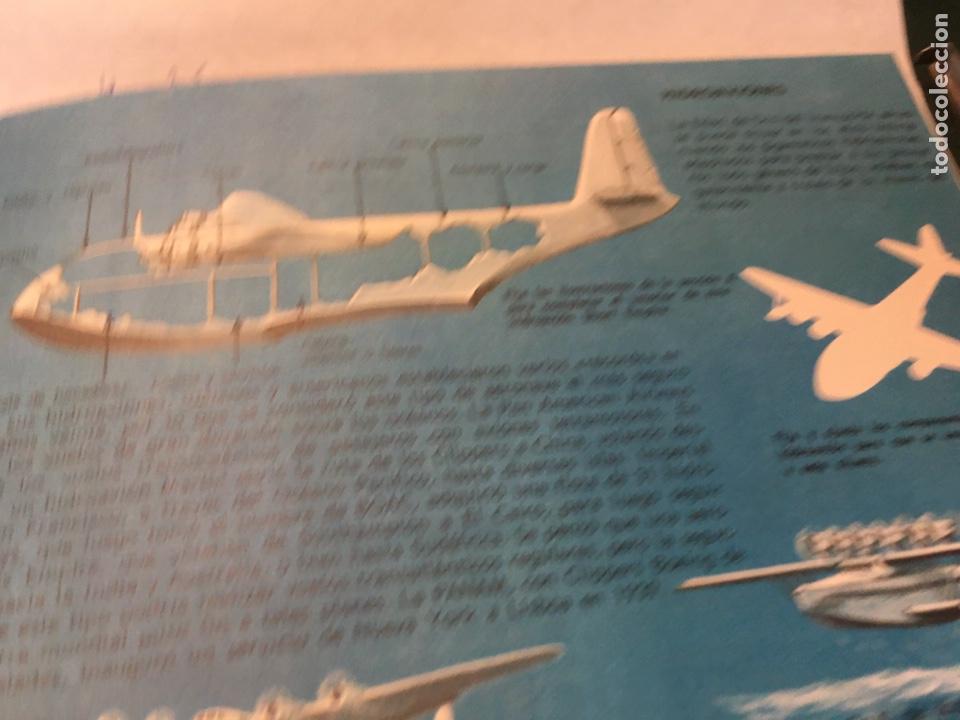 Libros: Libro de Ilustraciones instantáneas Navegación Aérea Número. 9 Aguilar - Foto 7 - 204514228