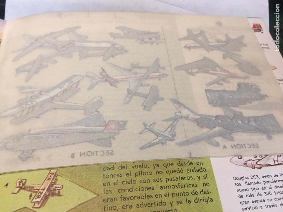Libros: Libro de Ilustraciones instantáneas Navegación Aérea Número. 9 Aguilar - Foto 9 - 204514228