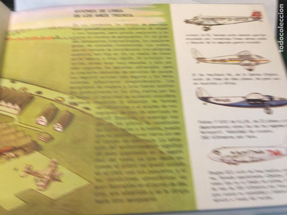 Libros: Libro de Ilustraciones instantáneas Navegación Aérea Número. 9 Aguilar - Foto 10 - 204514228