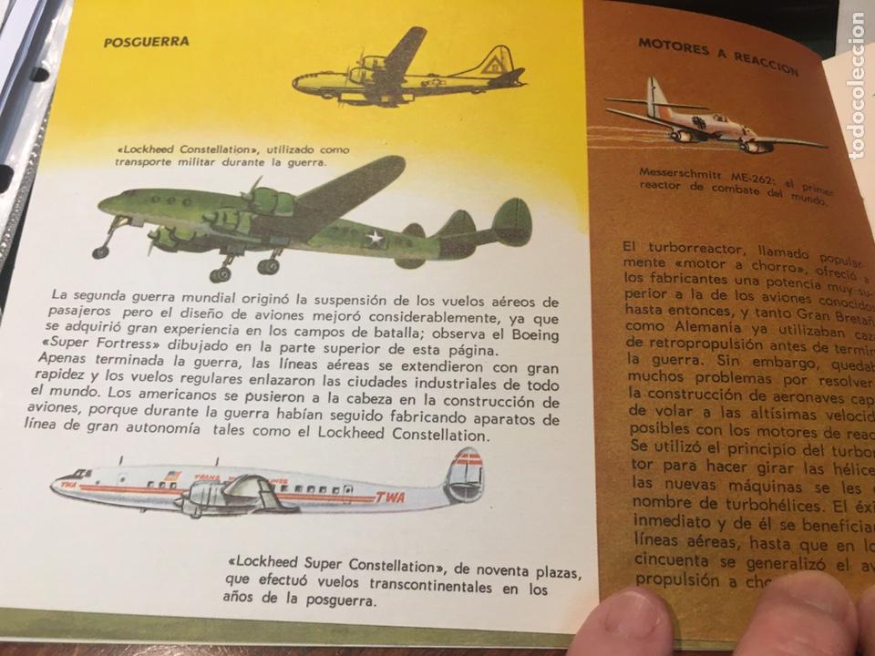 Libros: Libro de Ilustraciones instantáneas Navegación Aérea Número. 9 Aguilar - Foto 11 - 204514228