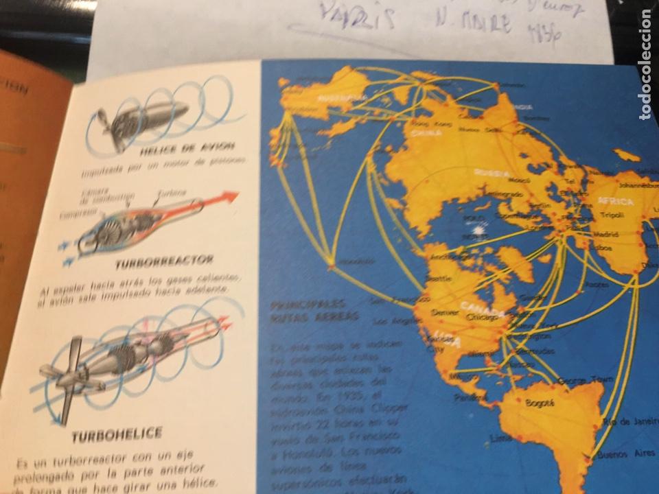 Libros: Libro de Ilustraciones instantáneas Navegación Aérea Número. 9 Aguilar - Foto 12 - 204514228