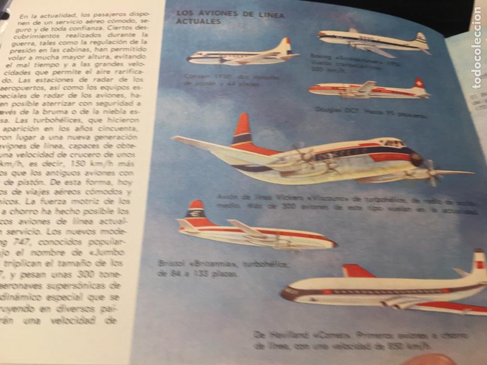 Libros: Libro de Ilustraciones instantáneas Navegación Aérea Número. 9 Aguilar - Foto 13 - 204514228