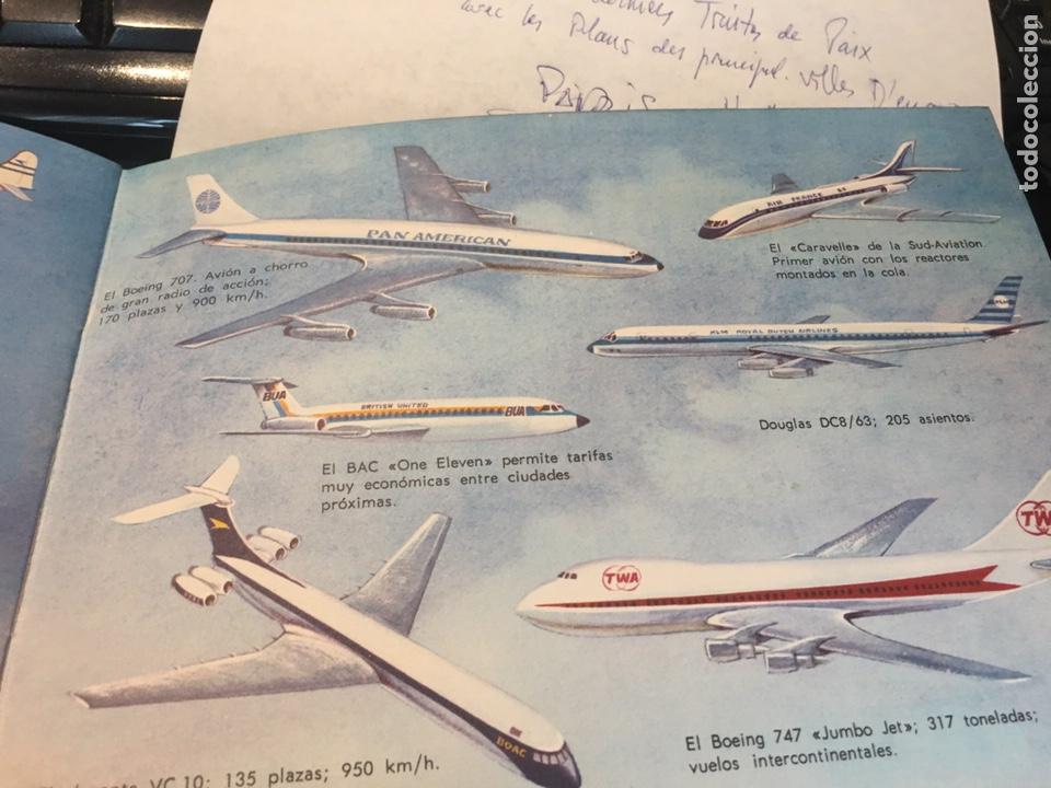 Libros: Libro de Ilustraciones instantáneas Navegación Aérea Número. 9 Aguilar - Foto 14 - 204514228