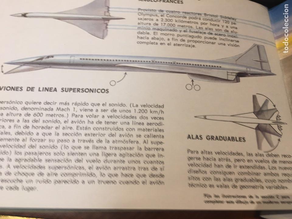 Libros: Libro de Ilustraciones instantáneas Navegación Aérea Número. 9 Aguilar - Foto 15 - 204514228