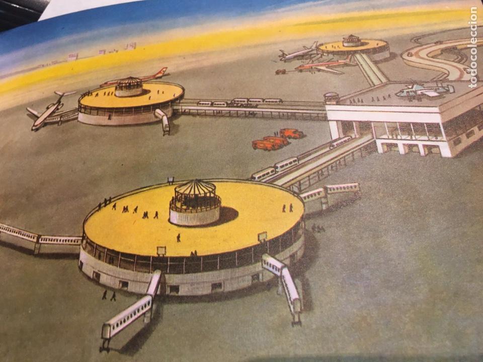 Libros: Libro de Ilustraciones instantáneas Navegación Aérea Número. 9 Aguilar - Foto 16 - 204514228