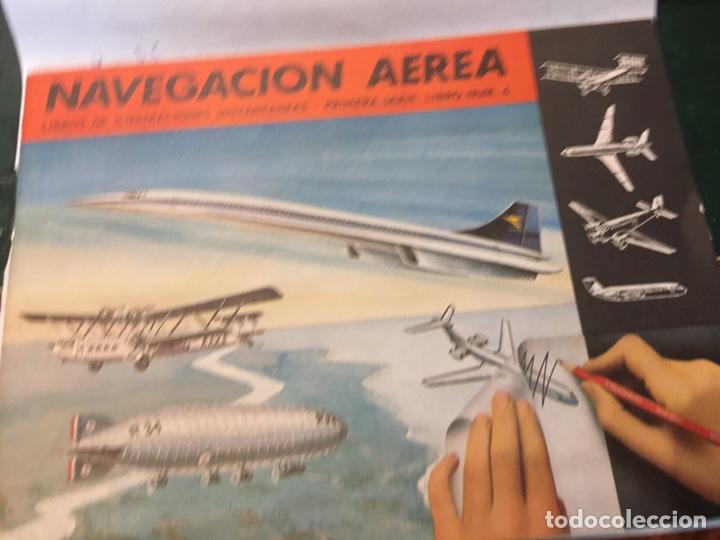 LIBRO DE ILUSTRACIONES INSTANTÁNEAS NAVEGACIÓN AÉREA NÚMERO. 9 AGUILAR (Libros Nuevos - Literatura Infantil y Juvenil - Cuentos juveniles)