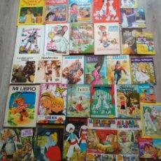 Libros: LOTE DE 33 LIBROS INFANTILES Y JUVENILES. Lote 205276793