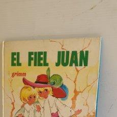 Libros: EL FIEL JUAN GRIMM. Lote 205389785