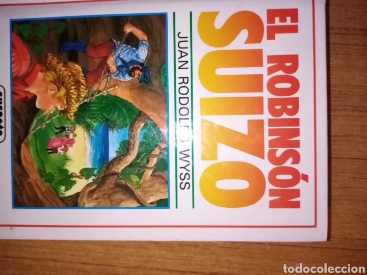 EL ROBINSON SUIZO(DE RODOFO WYSS) (Libros Nuevos - Literatura Infantil y Juvenil - Cuentos juveniles)