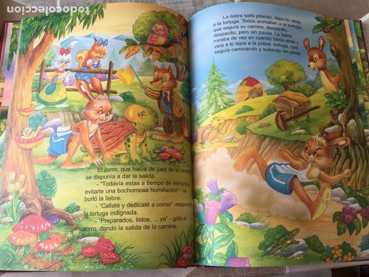 Libros: LAS MEJORES FÁBULAS TOMO 1 I - EDICIONES SALDAÑA - Foto 5 - 206344335