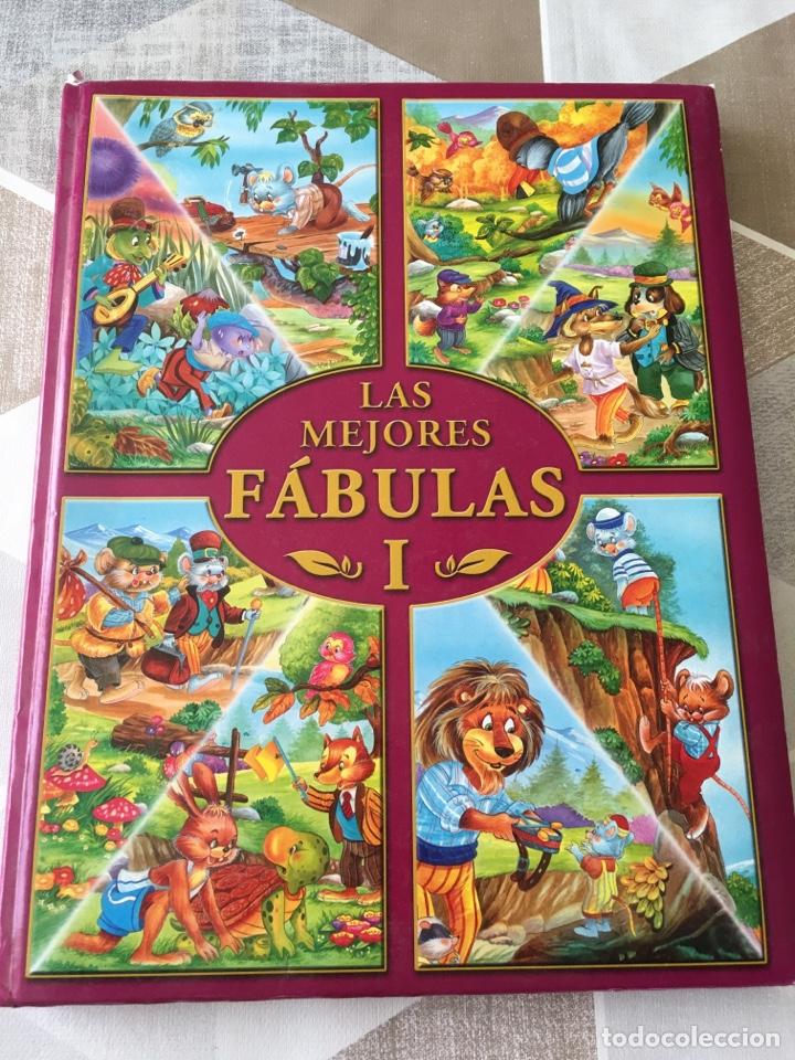 LAS MEJORES FÁBULAS TOMO 1 I - EDICIONES SALDAÑA (Libros Nuevos - Literatura Infantil y Juvenil - Cuentos juveniles)