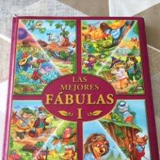 Libros: LAS MEJORES FÁBULAS TOMO 1 I - EDICIONES SALDAÑA. Lote 206344335