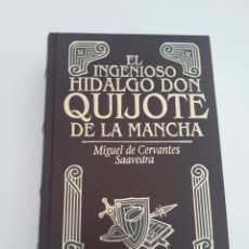 Libros: DON QUIJOTE DE LA MANCHA. Lote 206390906
