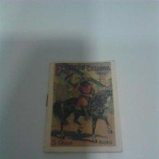 Libros: EL HALCÓN CAZADOR S. CALLEJA.. Lote 206902196