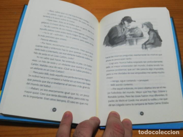 Libros: Libro juvenil las fieras fútbol club raban el héroe Ed. Destino - Foto 3 - 207436468