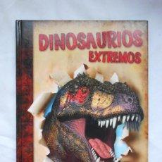 Libros: DINOSAURIOS EXTREMOS - LIBSA - NUEVO. Lote 289845998