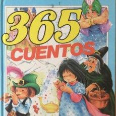Libros: LOS MEJORES 365 CUENTOS. GRAFALCO S.A. AÑO 1987. Lote 210953446
