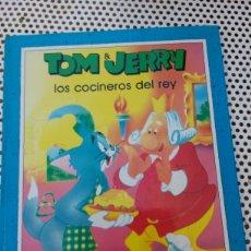 Libros: LIBRO ::::! TON Y JERRY: :::LOS COCINEROS DEL REY ((1990)). Lote 214698586