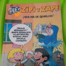 Libros: ZIPI Y ZAPE ((:VAYA PAR DE GEMELOS )))--2001. Lote 214752361