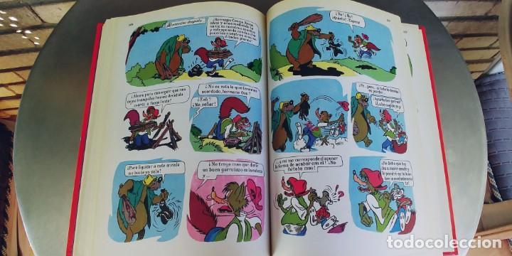 Libros: peliculas walt disney,segundo tomo,nuevo,tapa dura,coleccion jovial,316 paginas,año 1980 - Foto 4 - 215665593
