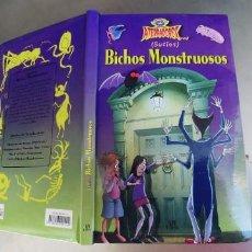 Libros: BICHOS MONSTRUOSOS,TAPA DURA,LIBSA,45 PAGINAS,AÑO 2001. Lote 215749720