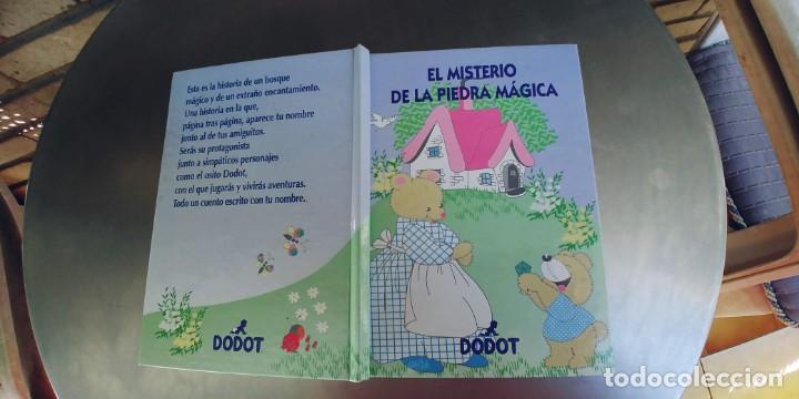 EL MISTERIO DE LA PIEDRA MAGICA,TAPA DURA,DODOT (Libros Nuevos - Literatura Infantil y Juvenil - Cuentos juveniles)