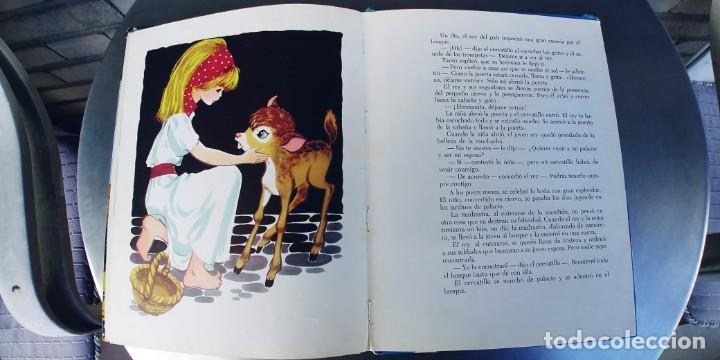 Libros: ALI BABA Y LOS CUARENTA LADRONES-e.d. TORAY-año 1964-medidas 26 X 21 Cm-Tapa dura - Foto 4 - 215750848