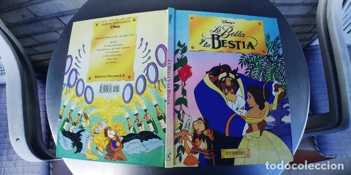 LA BELLA Y LA BESTIA,EVEREST,TAPA DURA,NUEVO (Libros Nuevos - Literatura Infantil y Juvenil - Cuentos juveniles)
