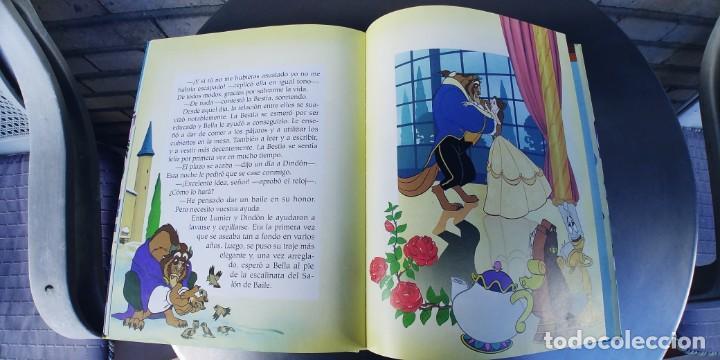 Libros: LA BELLA Y LA BESTIA,EVEREST,TAPA DURA,NUEVO - Foto 2 - 215756097