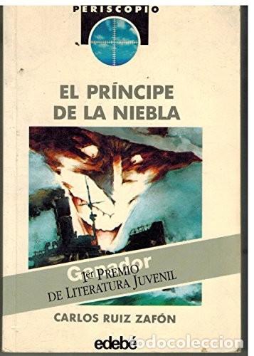 EL PRINCIPE DE LA NIEBLA POR CARLOS RUIZ ZAFON (Libros Nuevos - Literatura Infantil y Juvenil - Cuentos juveniles)