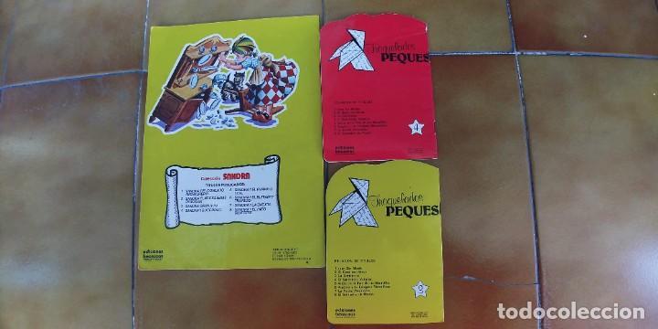 Libros: sandra y el elefante travieso y dos cuentos mas troquelados,beascoa,año 1983-1988,perfecto estado - Foto 4 - 217733645