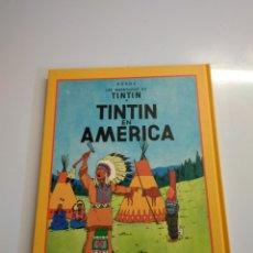Libros: LIBRO DOBLE DE TINTIN. Lote 217780520