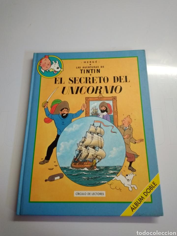 LIBRO DE TINTIN (Libros Nuevos - Literatura Infantil y Juvenil - Cuentos juveniles)