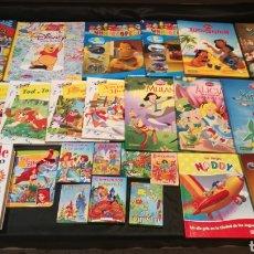 Libros: LOTE DE CUENTOS , 20 CUENTOS Y 8 MINI CUENTOS. Lote 218186427