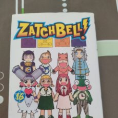 Libros: ZATCHBELL N16. Lote 218273415