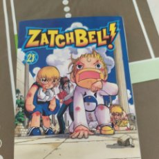 Libros: ZATCHBELL N21. Lote 218273762