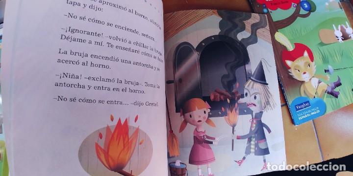 Libros: CUENTOS,BIBLIOTECA INFANTIL EL MUNDO,LOTE DE 5 - Foto 2 - 219316970