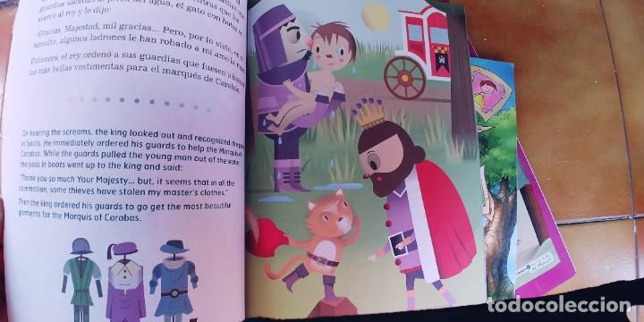 Libros: CUENTOS,BIBLIOTECA INFANTIL EL MUNDO,LOTE DE 5 - Foto 4 - 219316970