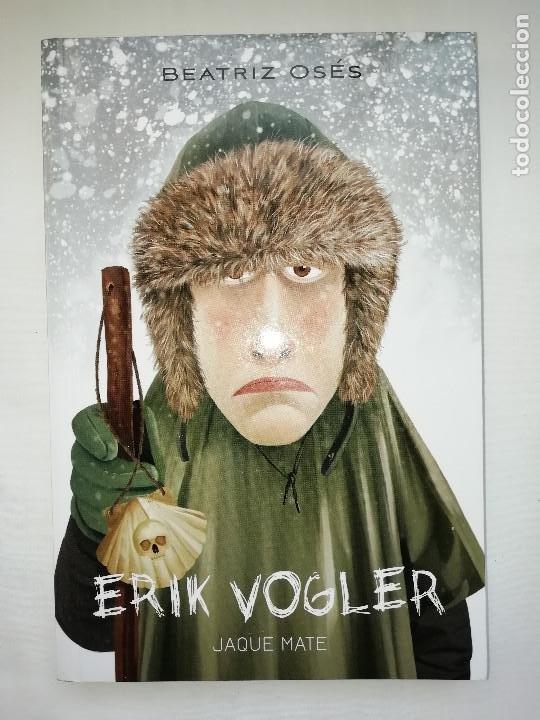 ERIK VOGLER 7 - JAQUE MATE - NUEVO (Libros Nuevos - Literatura Infantil y Juvenil - Cuentos juveniles)