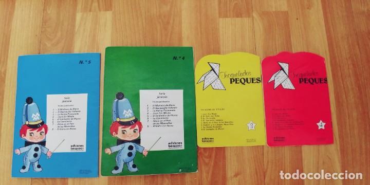 Libros: CUENTOS BEASCOA-AÑO 1985 Y 1988-MIDEN 21 X 15 CTM Y 16 X 11,5 CTM-LOTE DE 4 - Foto 3 - 220094287