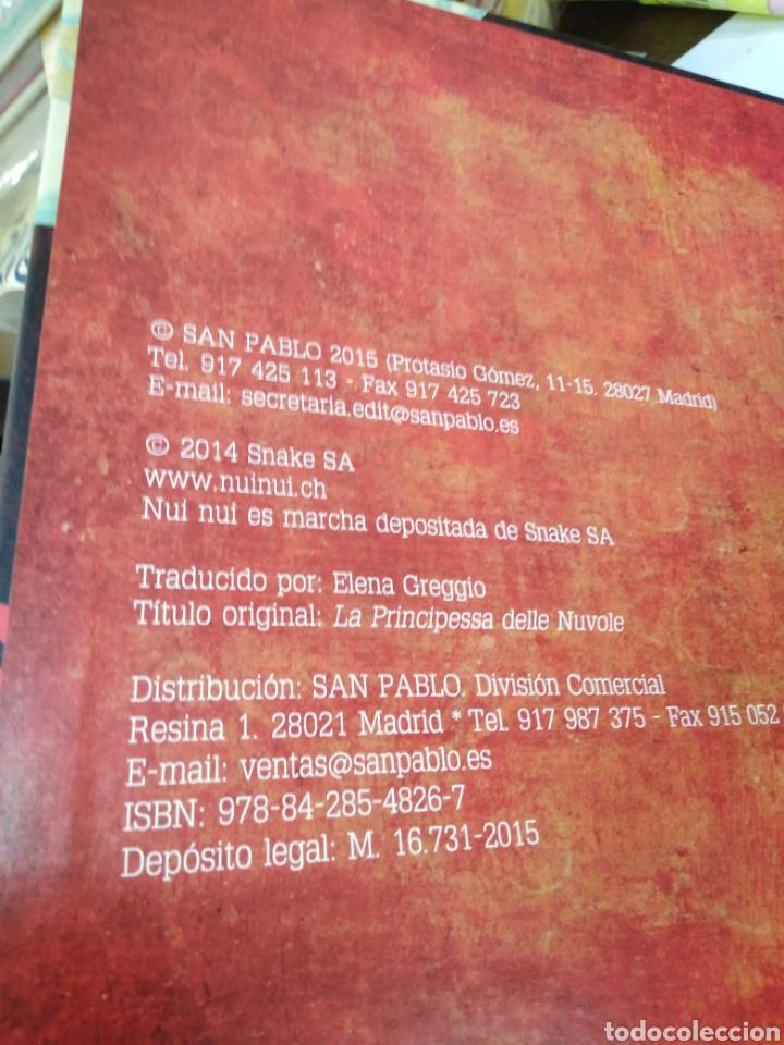 Libros: LA PRINCESA DE LAS NUBES-TEXTOS E ILUSTRACIONES KHOA LE-EDITA SAN PABLO 2015,ILUSTRADO PROFUSAMENTE - Foto 4 - 220142740
