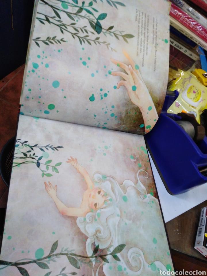 Libros: LA PRINCESA DE LAS NUBES-TEXTOS E ILUSTRACIONES KHOA LE-EDITA SAN PABLO 2015,ILUSTRADO PROFUSAMENTE - Foto 7 - 220142740