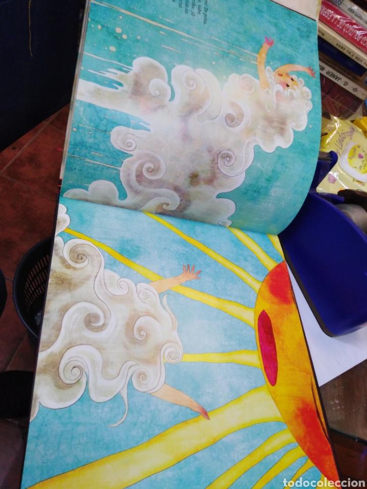 Libros: LA PRINCESA DE LAS NUBES-TEXTOS E ILUSTRACIONES KHOA LE-EDITA SAN PABLO 2015,ILUSTRADO PROFUSAMENTE - Foto 8 - 220142740