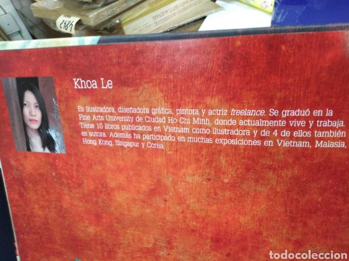 Libros: LA PRINCESA DE LAS NUBES-TEXTOS E ILUSTRACIONES KHOA LE-EDITA SAN PABLO 2015,ILUSTRADO PROFUSAMENTE - Foto 10 - 220142740